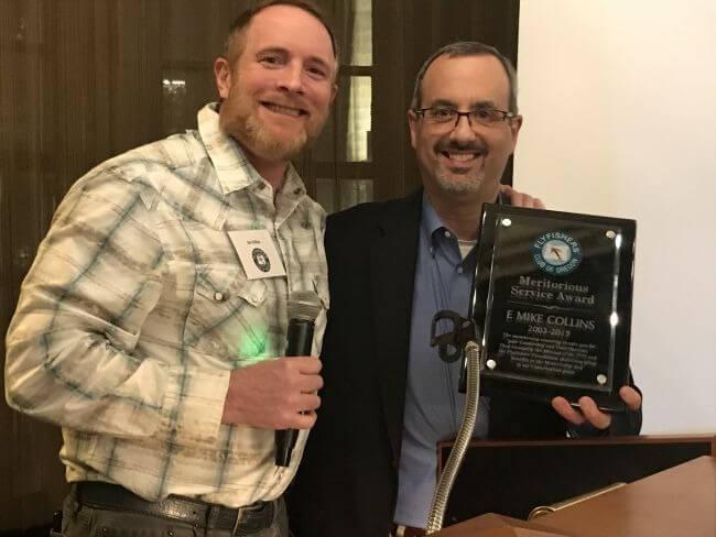 mcollins award